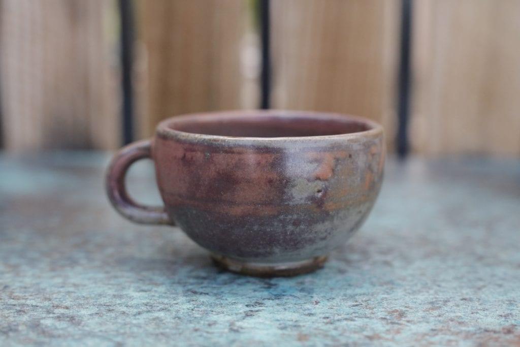 2. Ceramic cup 2 $15